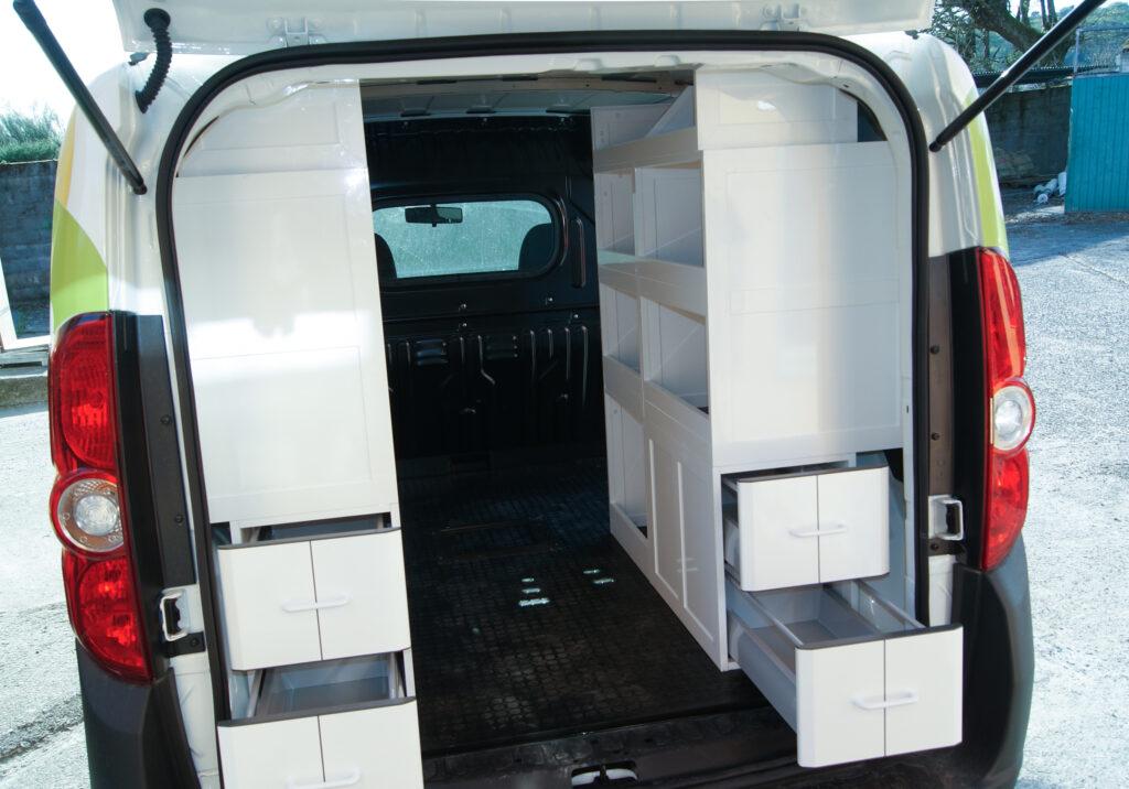 muebles para furgoneta