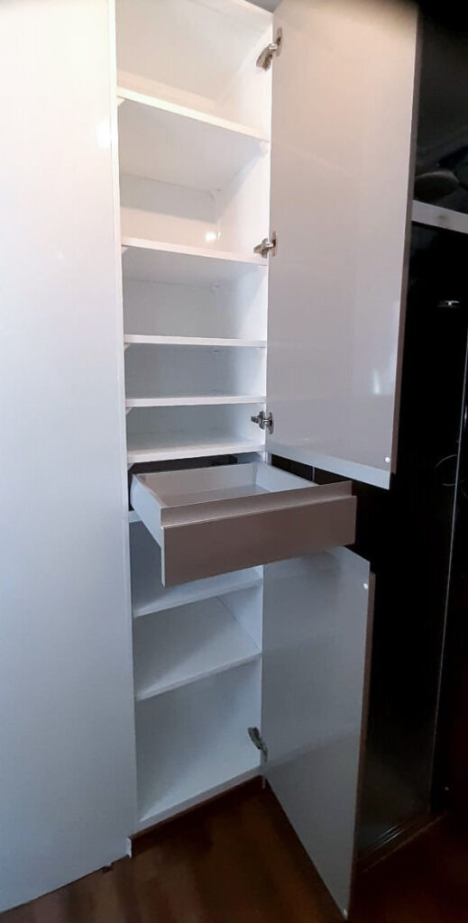 armarios metalicos de baño