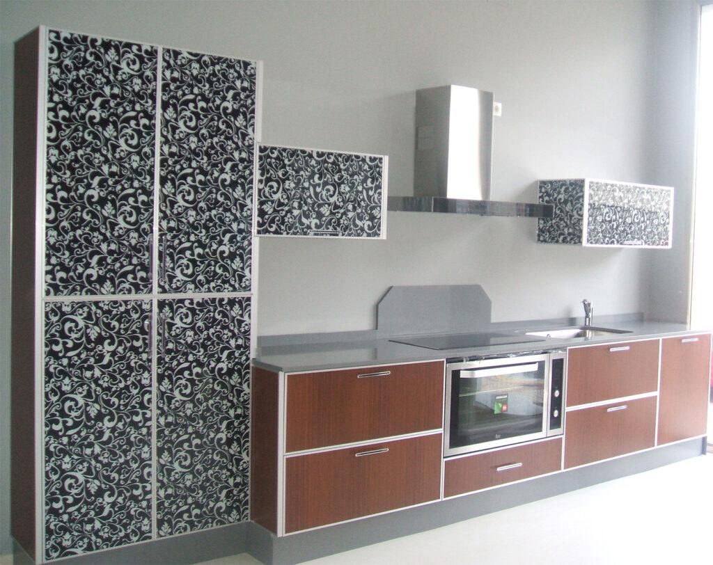 muebles de aluminio para cocinas
